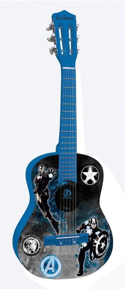 Lexibook Kindergitarre, »The Avengers«
