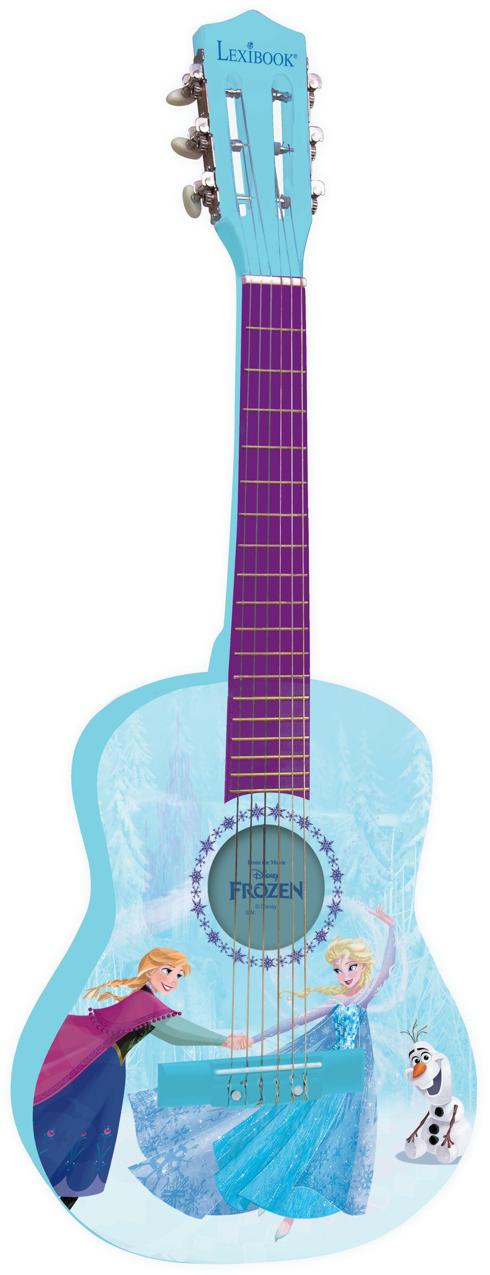 Lexibook, Kindergitarre, »Disney, Frozen Gitarre«