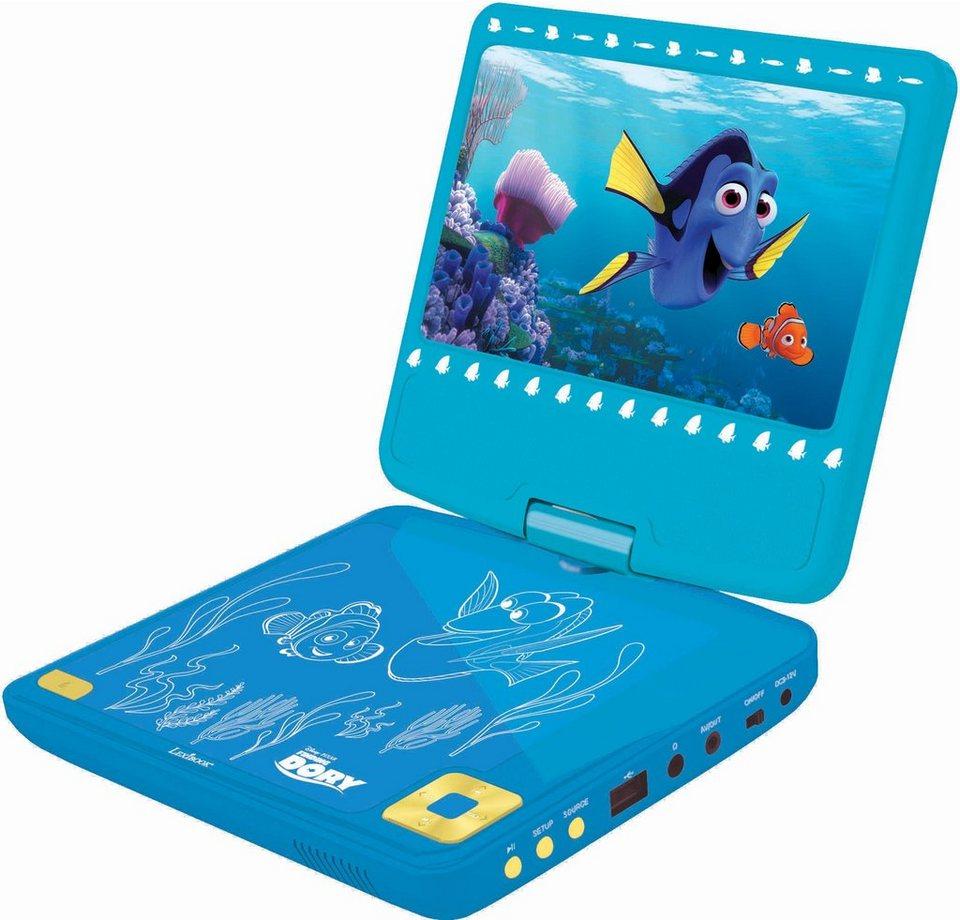 Lexibook DVD Player zum aufklappen, »Disney Pixar, Findet Dorie«
