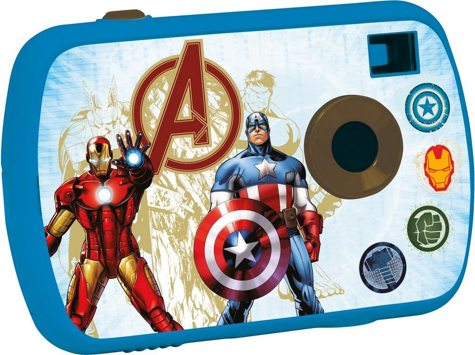 lexibook digitalkamera mit videofunktion avengers online kaufen otto. Black Bedroom Furniture Sets. Home Design Ideas