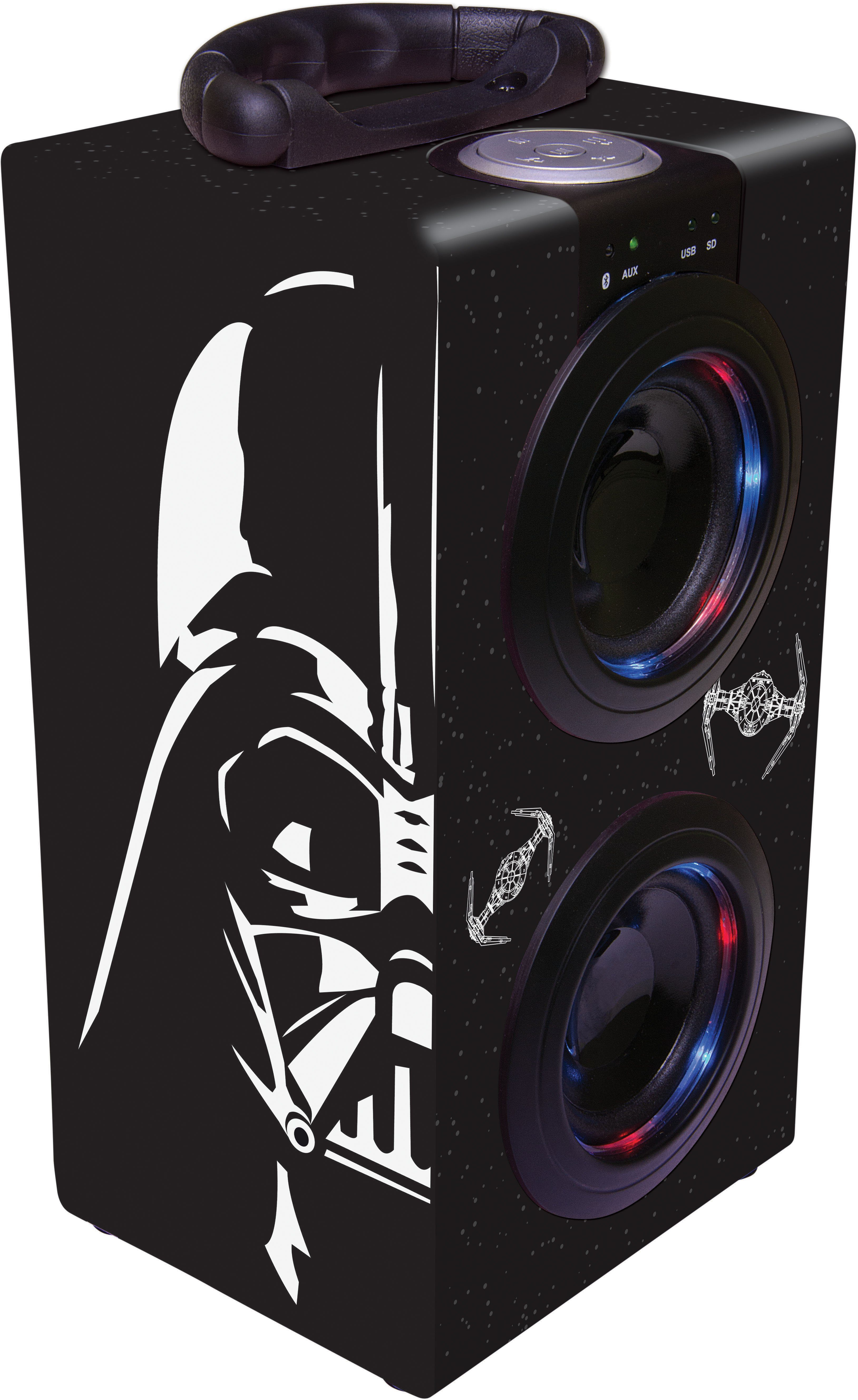 Lexibook, Bluetooth Standlautsprecher, »Disney, Star Wars«