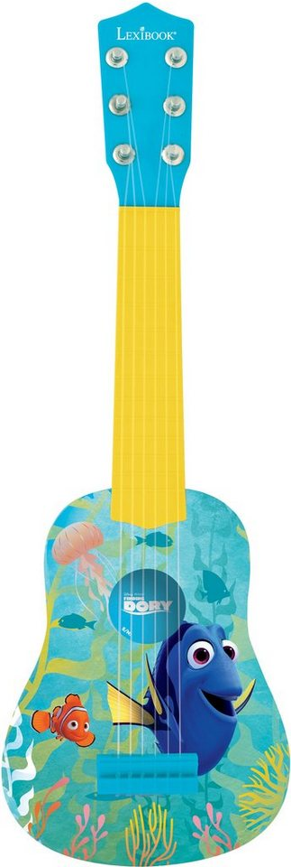 Lexibook, Kindergitarre, »Disney Pixar, Dorie, meine erste Gitarre«