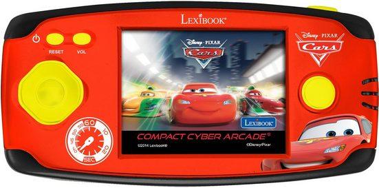 Lexibook® Kindercomputer »Spielekonsole, »Disney Pixar, Cars««