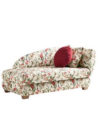 HEINE HOME Gulimasis krėslas patogi su porankiai ...