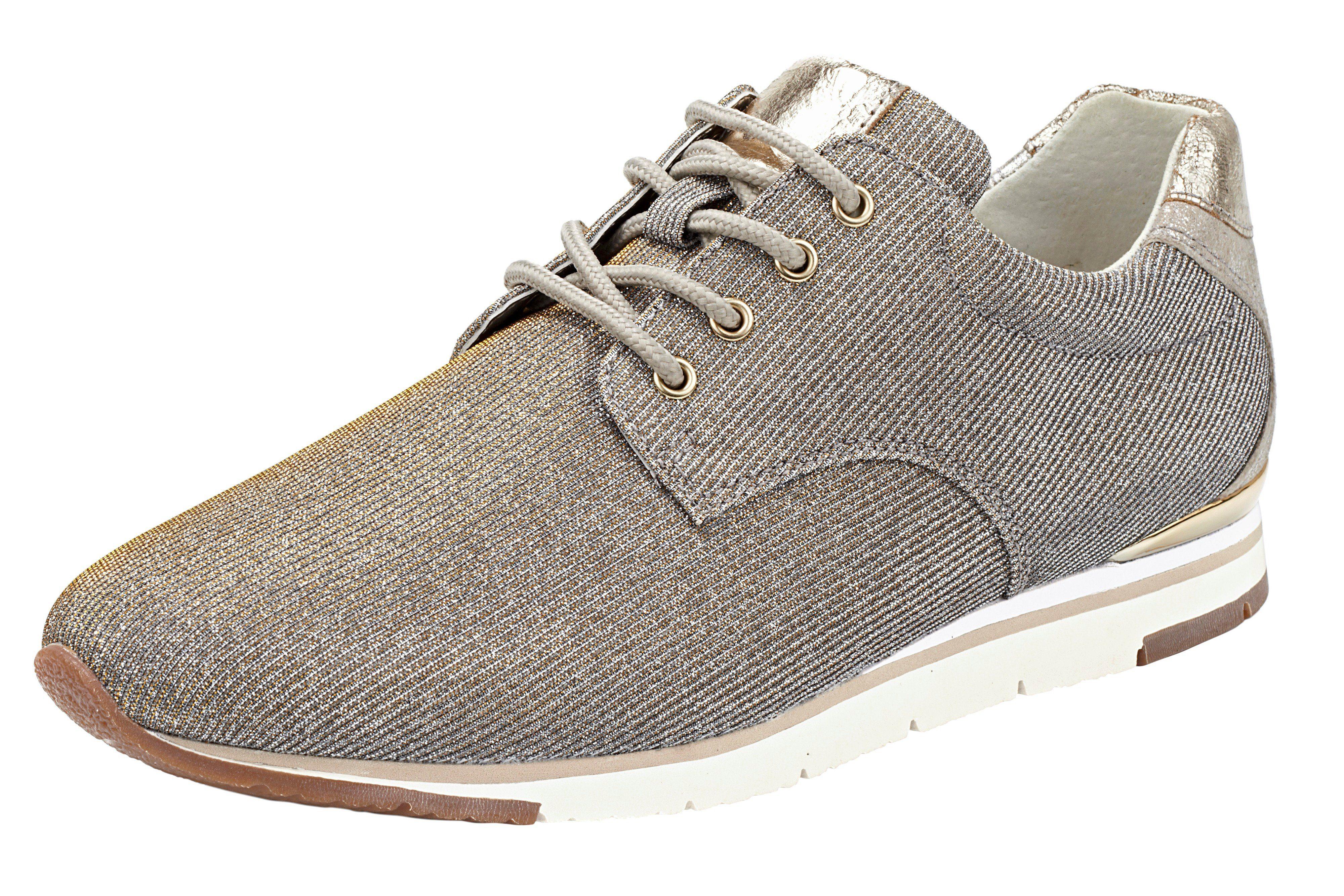 GABOR Sneaker online kaufen  goldfarben