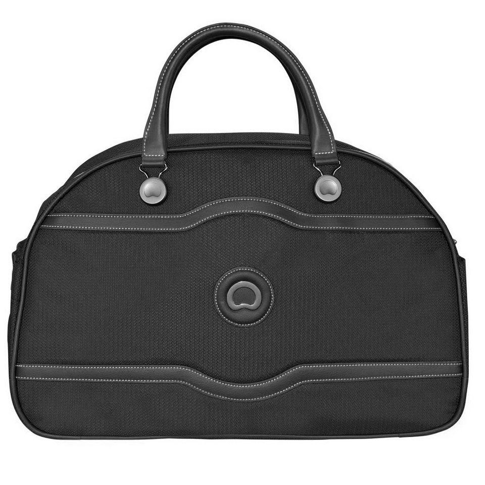 Delsey Chatelet Soft Reisetasche 52 cm in schwarz