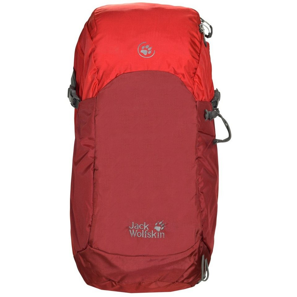 Jack Wolfskin Daypacks & Bags EDS Dynamic 28 Pack Rucksack 60 cm in dried tomato