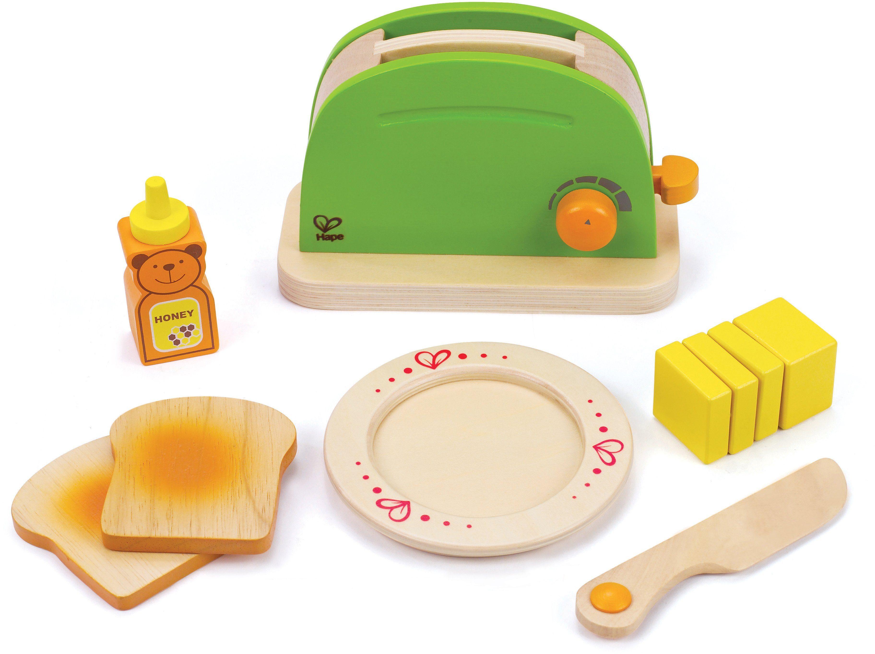 Hape Zubehör aus Holz für Kinderküche, »Pop Up Toaster«
