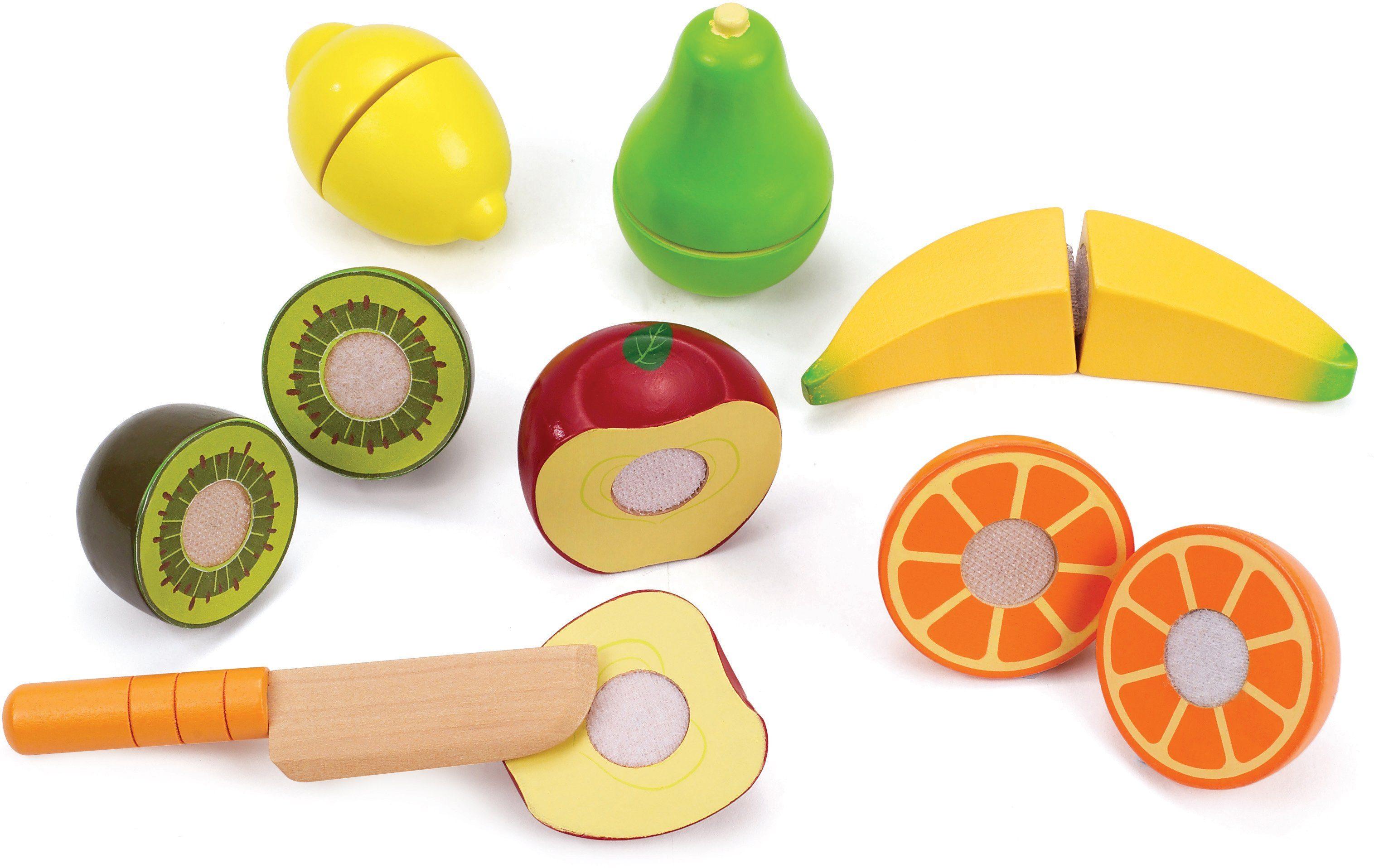 Hape Spiellebensmittel aus Holz, »Frische Früchte«