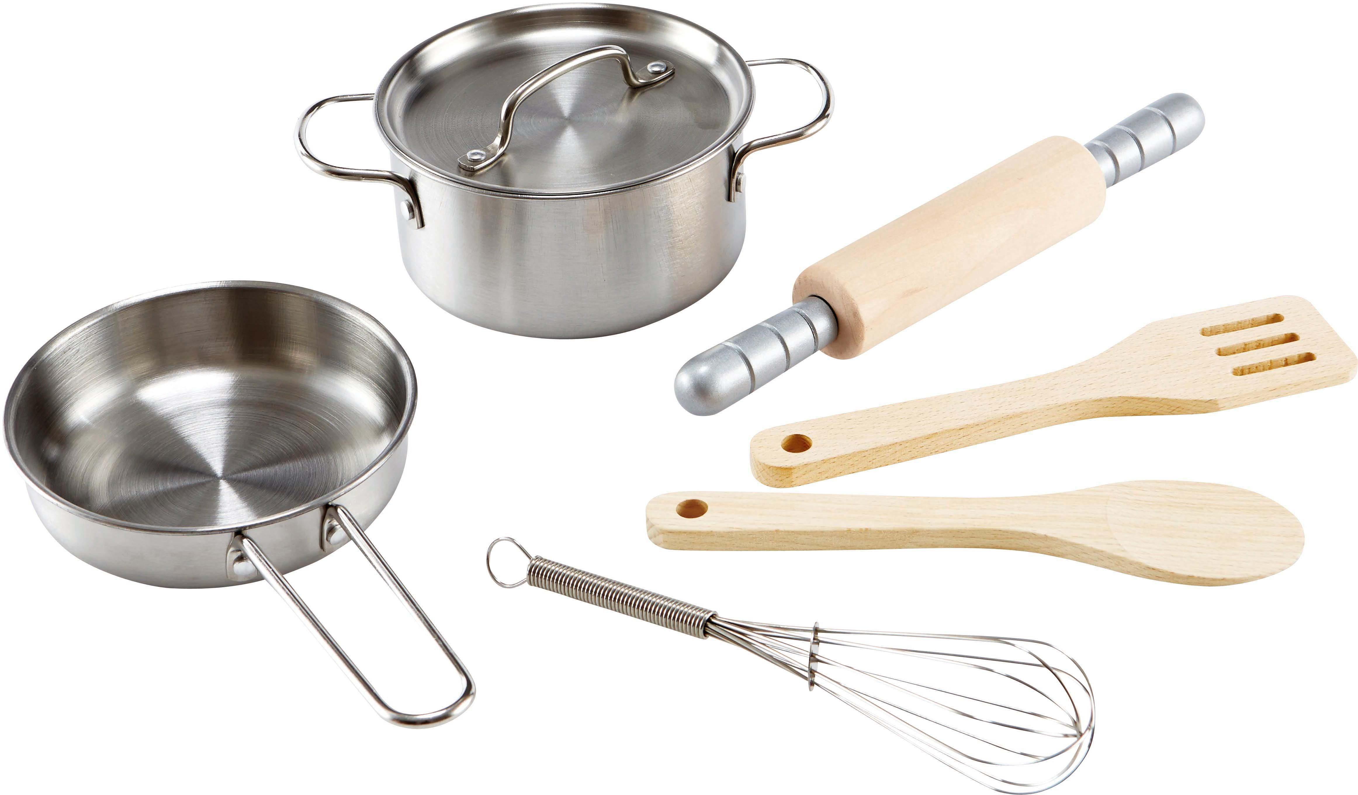 Hape Spielküchen Set, »Kochset für Küchenchefs«