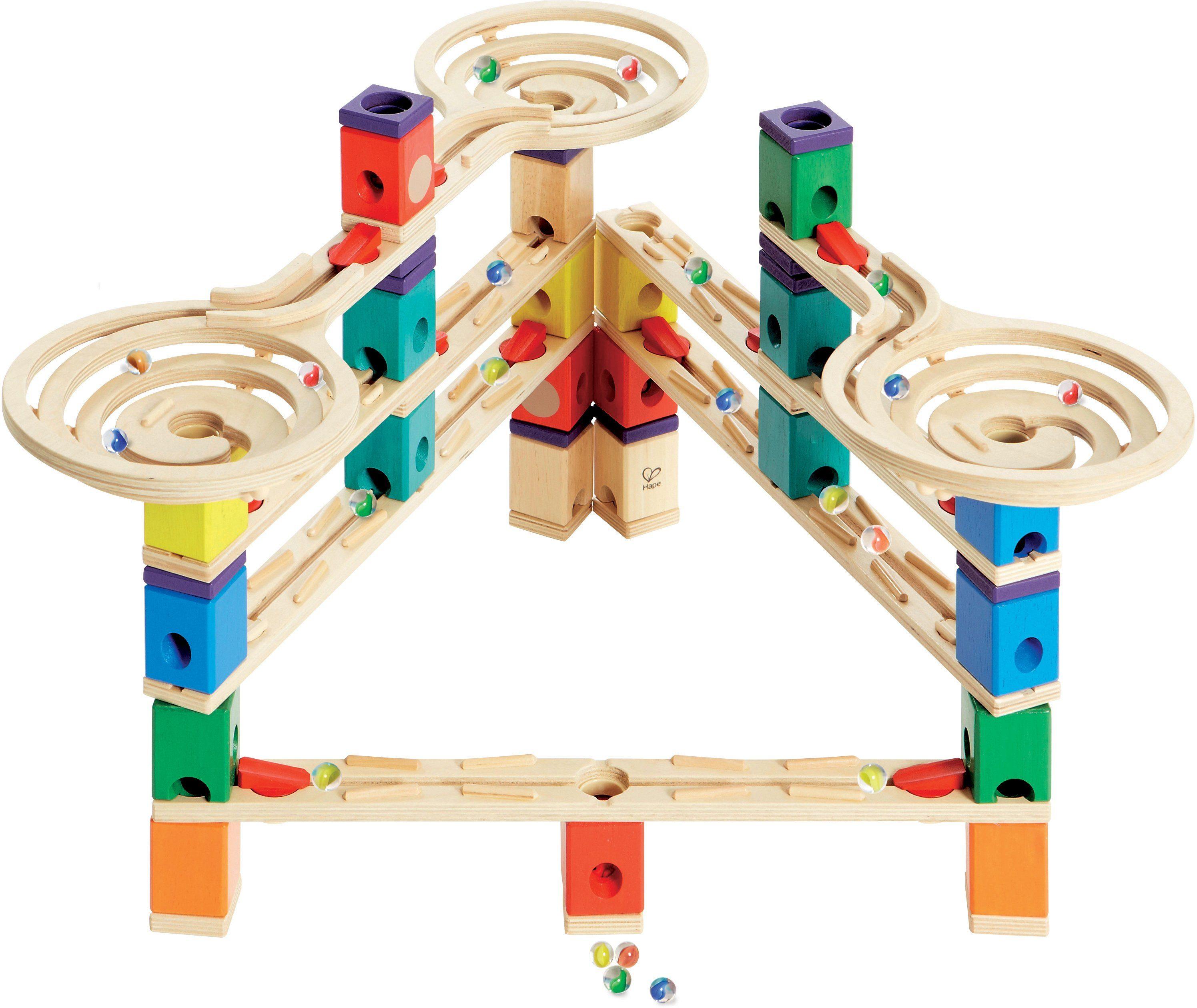 Hape Kugelbahn aus Holz, »Quadrilla Vertigo«