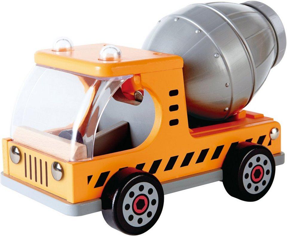 Hape Spielzeugauto, »Betonmischer«