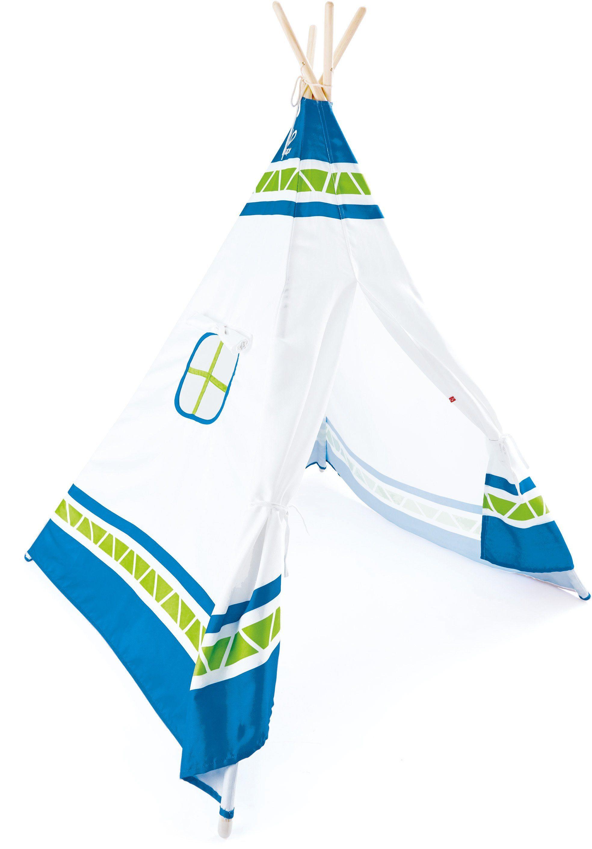 Hape Kinderzelt, »Blaues Indianer Tipi«