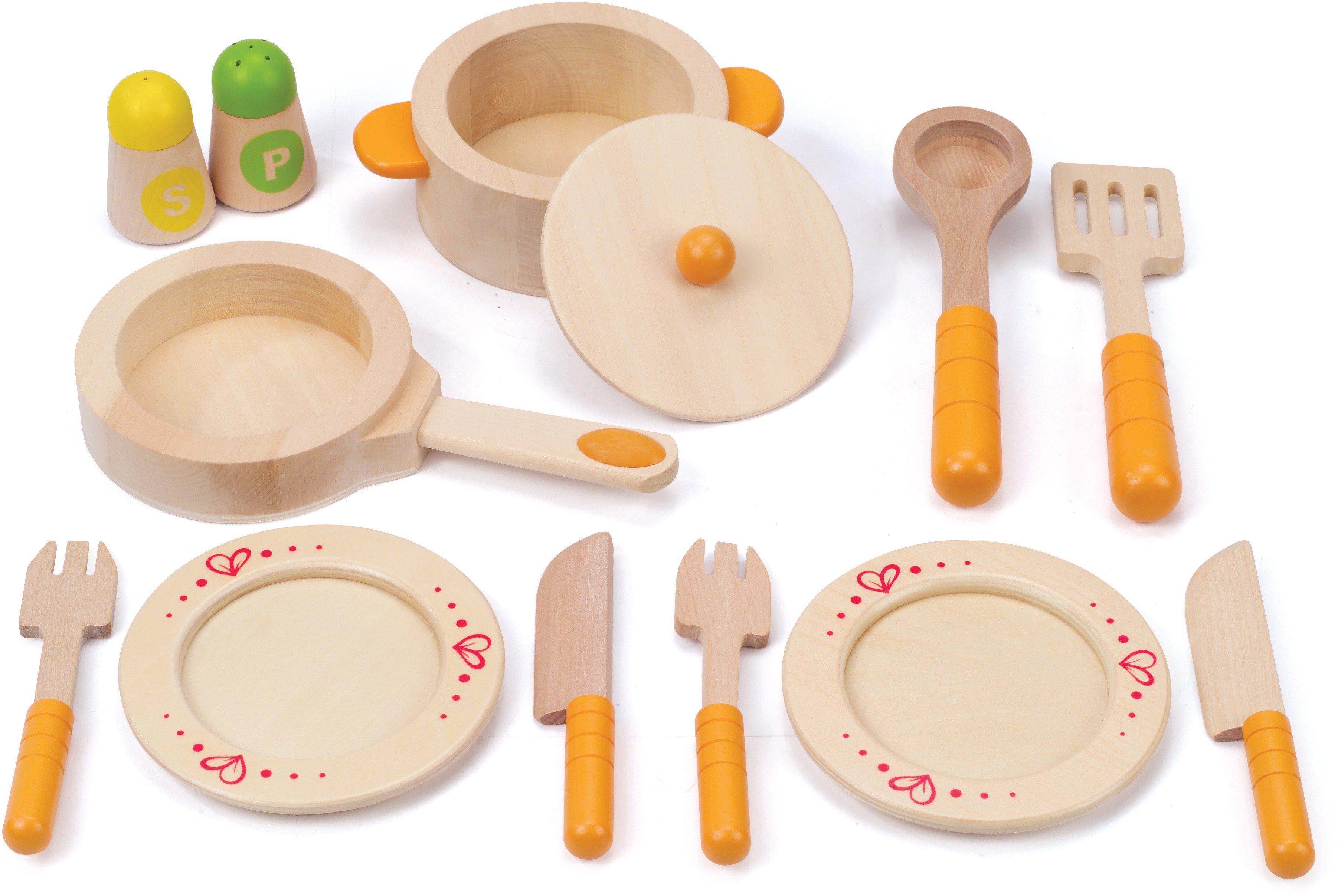Hape Kinderküchenzubehör, »Starterset Gourmetküche«