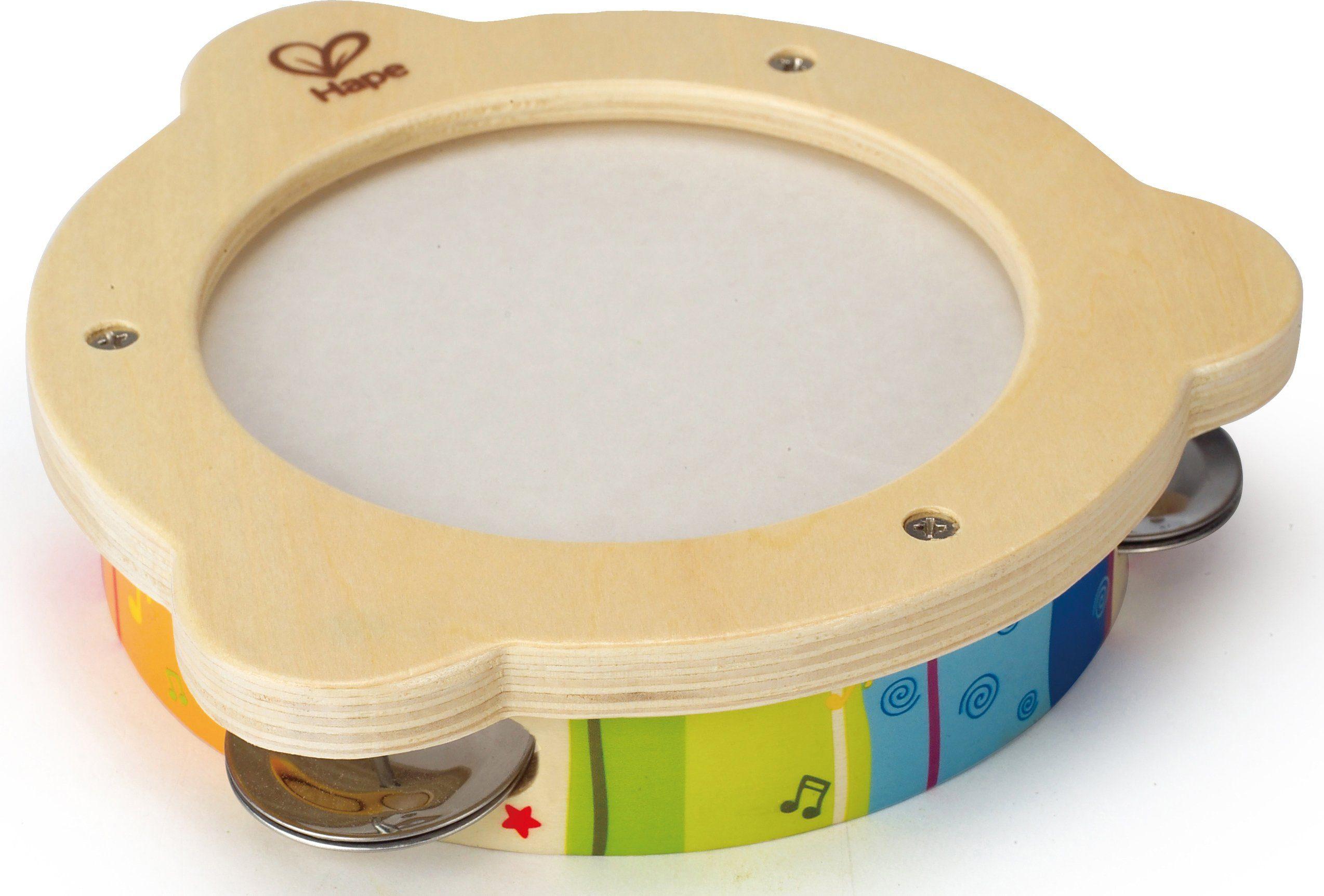 Hape Kindermusikinstrument, »Kleines Tamburin«