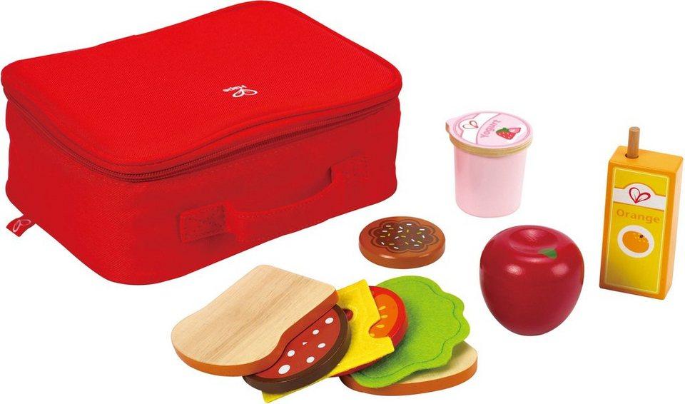 Hape Spiellebensmittel mit Tasche, »Pausenbrot Set«