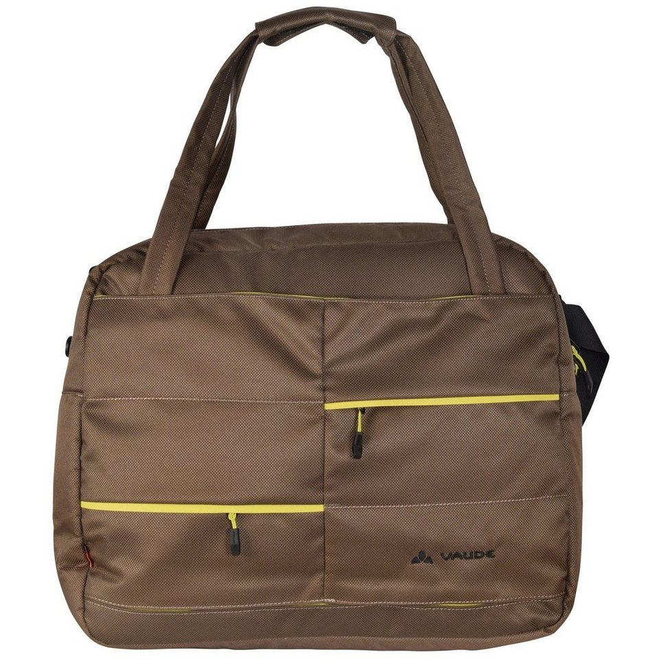 Vaude Renascence Notebooktasche Laptoptasche 42,5 cm in saddlebrown