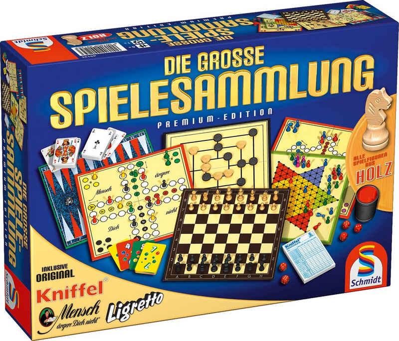 Schmidt Spiele Spielesammlung, »Die große Spielesammlung«