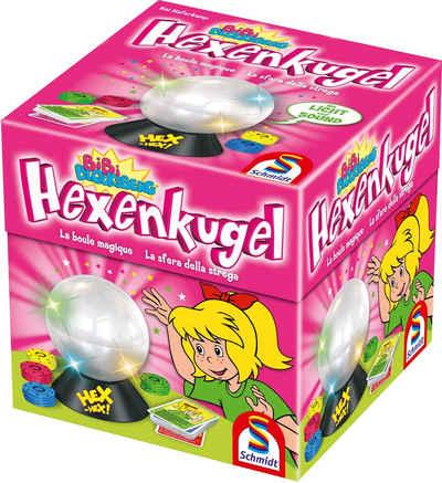 Schmidt Spiele Spiel, »Bibi Blocksberg, Hexenkugel«, mit Sound- und Lichteffekten