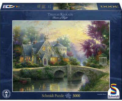 Schmidt Spiele Puzzle »Abendstimmung«, 3000 Puzzleteile, Made in Germany
