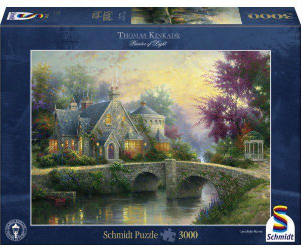 Schmidt Spiele Puzzle mit 3000 Teilen, »Abendstimmung«
