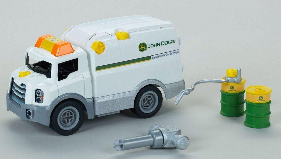 Klein Spielzeugauto, »John Deere Service Car«