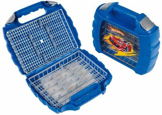 Klein Aufbewahrung für Spielzeugautos, »Hot Wheels Sammelkoffer«