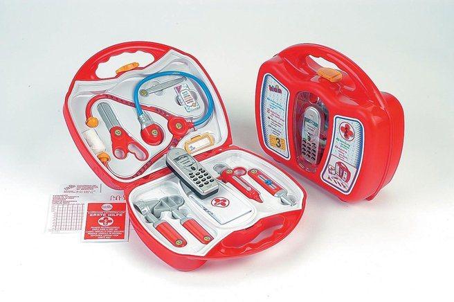 Klein Spielset, »Arztkoffer mit Handy«
