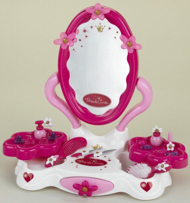 Klein Schminktischchen, »Princess Coralie Schönheitsstudio«