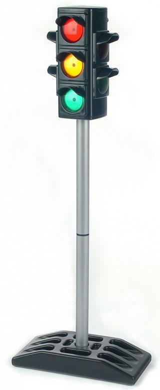 Klein Verkehrszeichen, »Ampel, Höhe ca. 72cm«