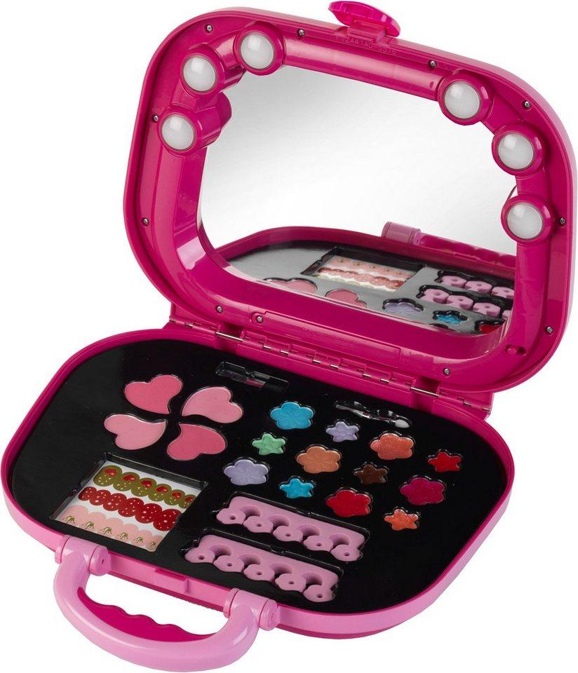 klein schminkkoffer princess coralie kosmetikkoffer mit licht online kaufen otto. Black Bedroom Furniture Sets. Home Design Ideas