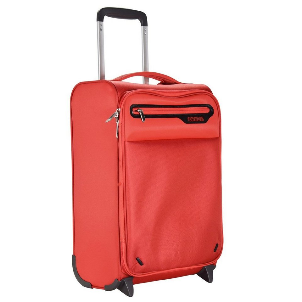 American Tourister Lightway Upright 2-Rollen Kabinentrolley 48 cm in lava red
