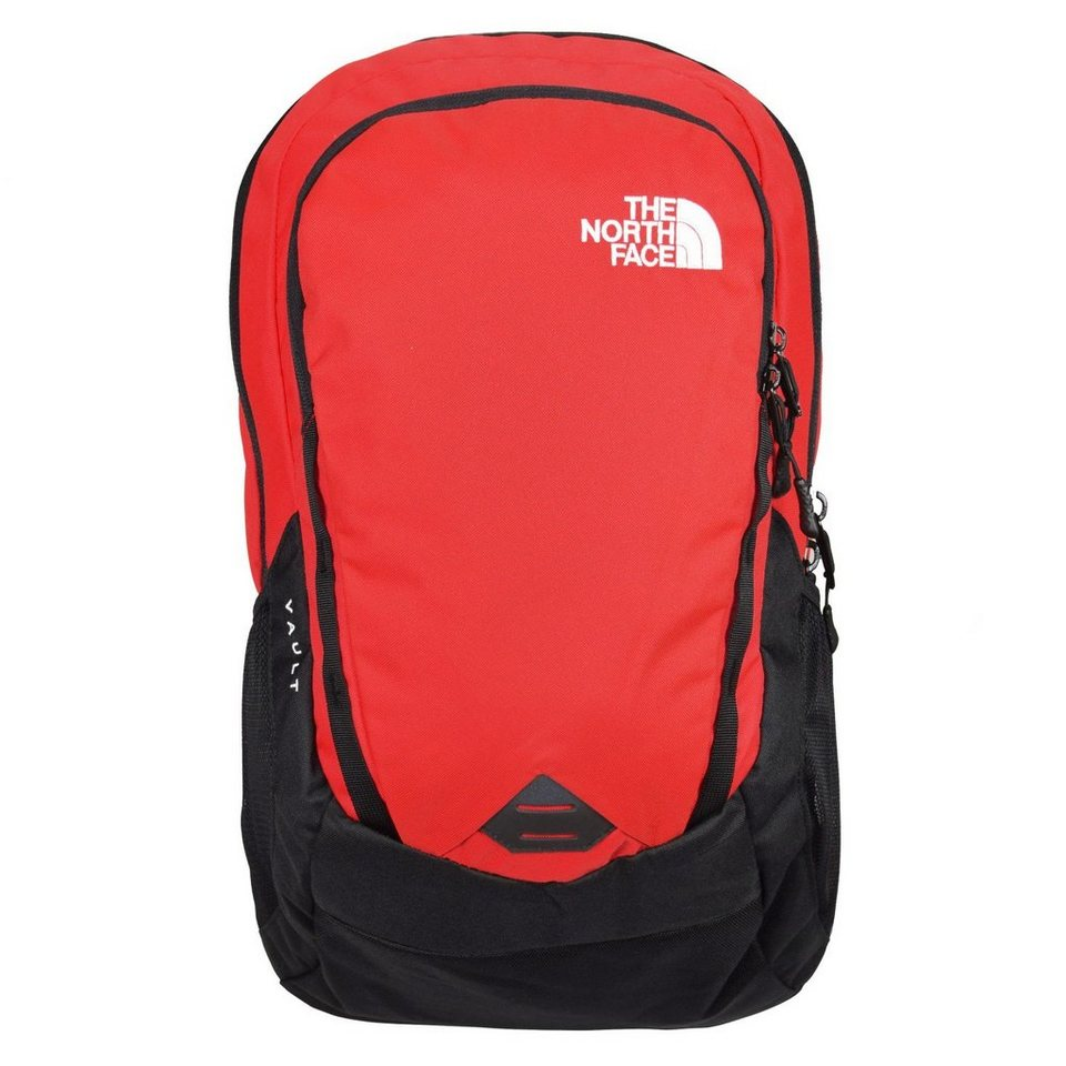 The North Face Base Camp Vault Backpack Rucksack 49 cm in tnf black - tnf red