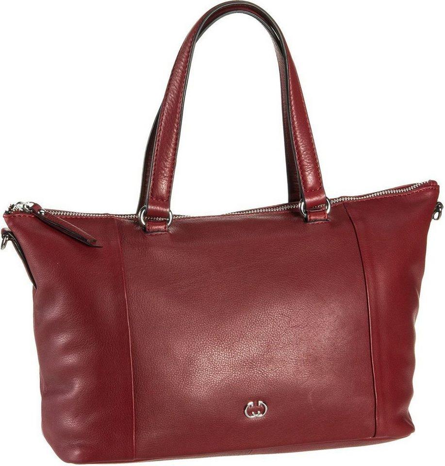 GERRY WEBER Andalucia Handbag Medium in Dark Red