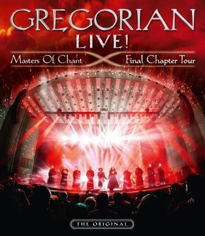 Blu-ray »Gregorian - Masters of Chant: Final Chapter...«