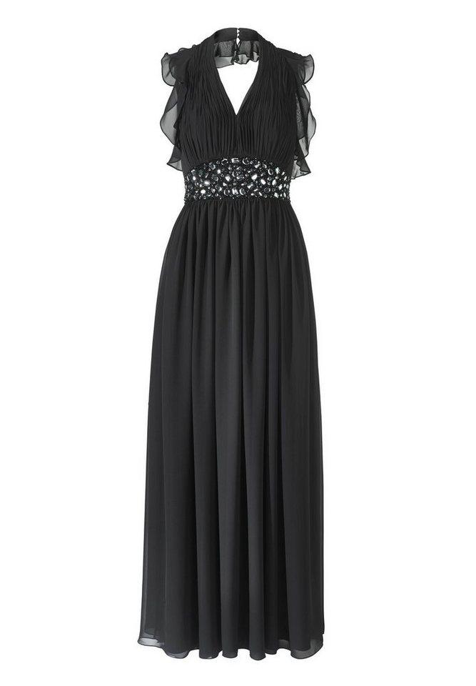 Apart Kleid in schwarz
