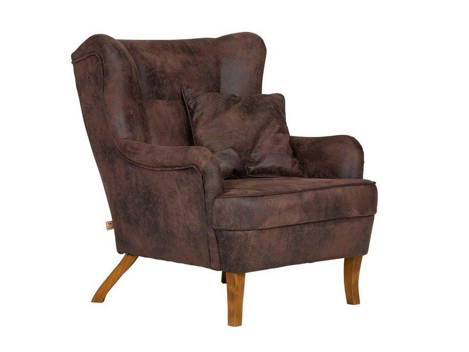 massivum sessel kandy online kaufen otto. Black Bedroom Furniture Sets. Home Design Ideas