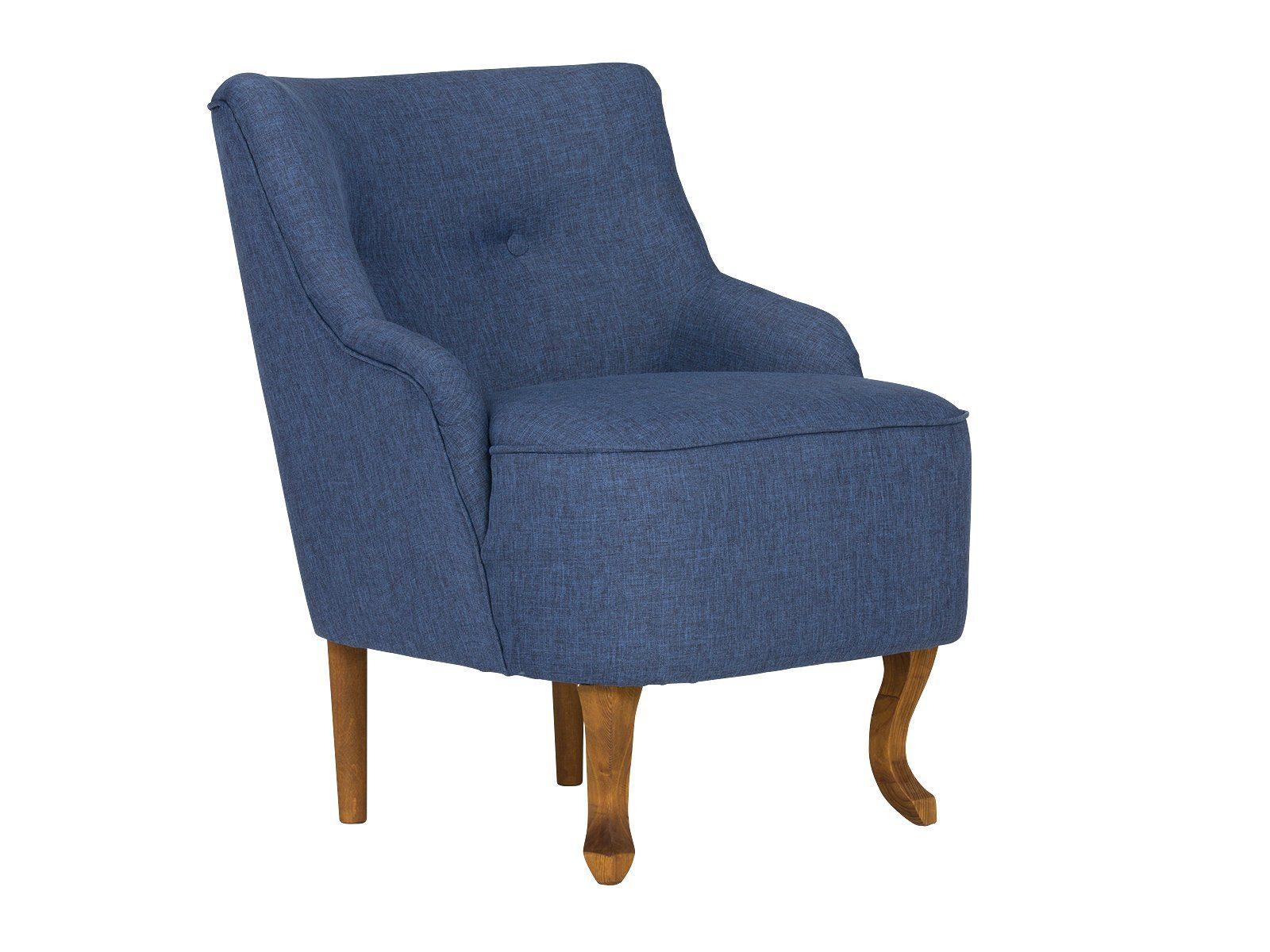 massivum Sessel aus Flachgewebe »Eraton «