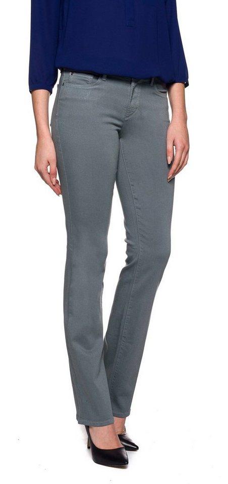 NYDJ Marilyn Straight Jeans in Mercury