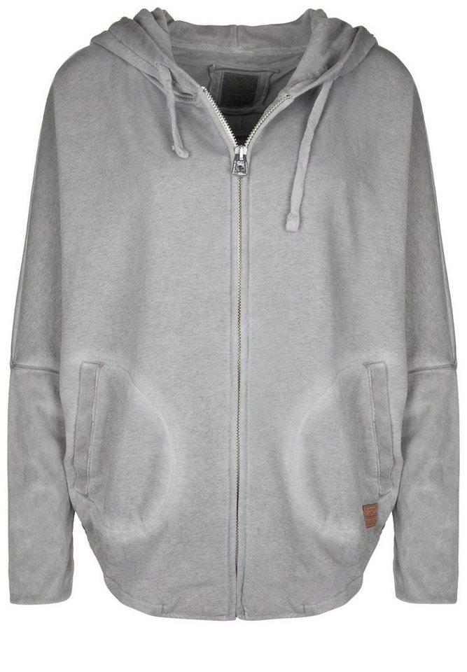 Better Rich Kapuzensweatjacke »PONCHO« in gray