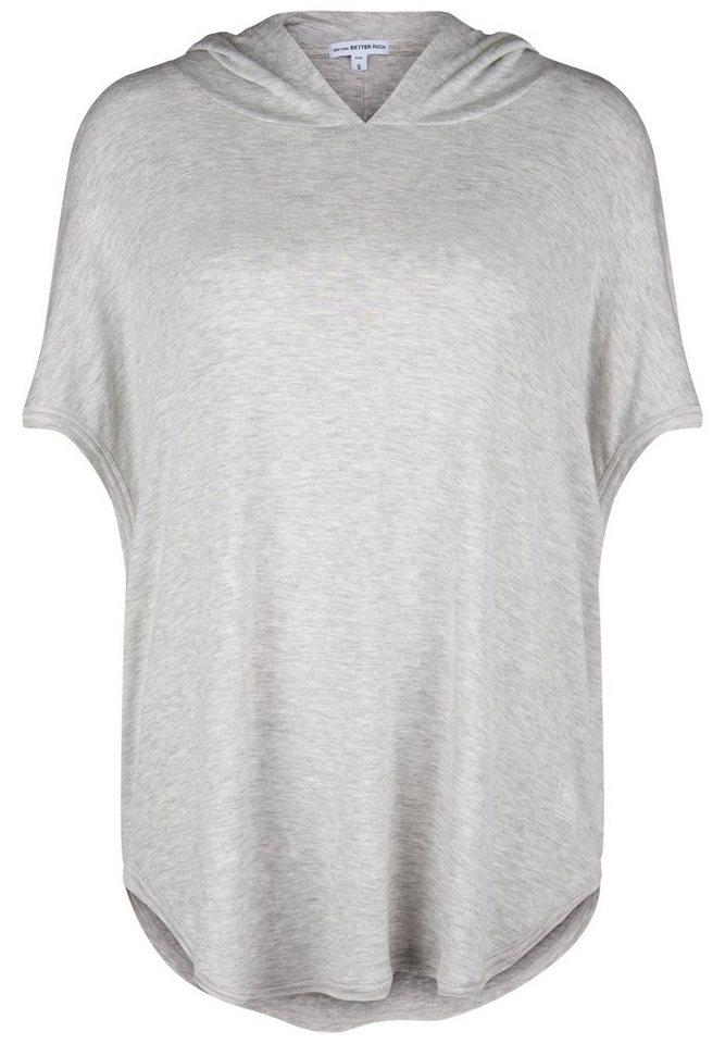 Better Rich Shirt »PONCHO« in gray marl
