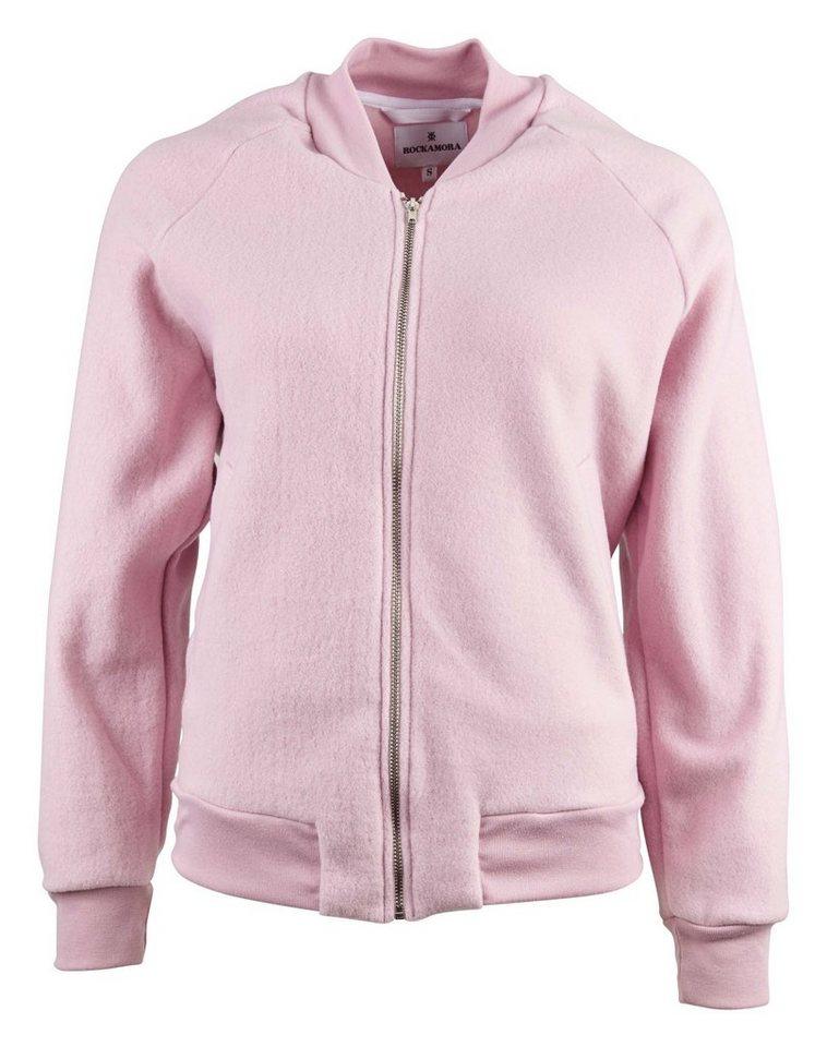 Rockamora Sweatshirt »Trille« in lila