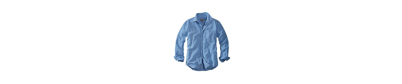 Eddie Bauer Hemd mit Leinen Billig Verkauf Komfortabel 9YDAVbFXe