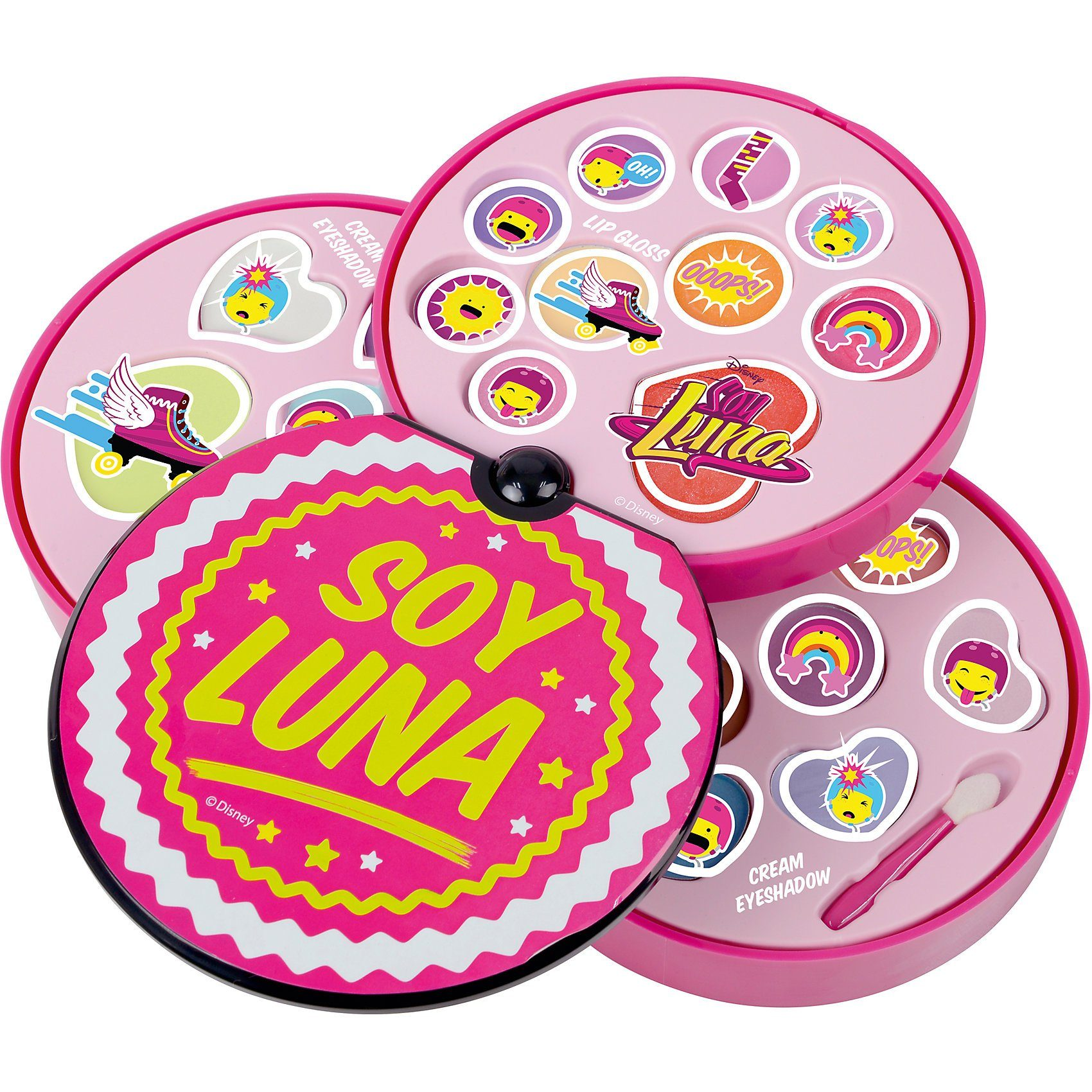 Empeak Soy Luna Make-up Compact Set