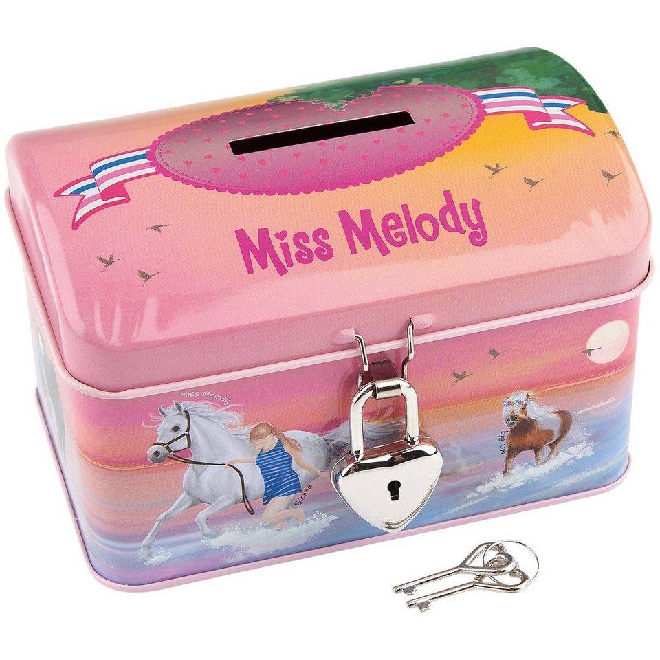 Depesche Miss Melody Spardose Motiv Strand
