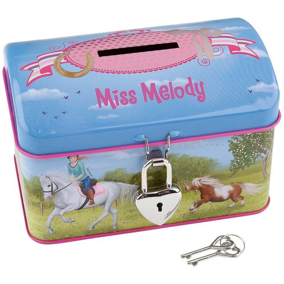 Depesche Miss Melody Spardose Motiv Wiese