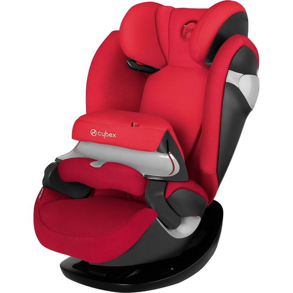 Cybex Auto-Kindersitz Pallas M, Gold-Line, Infra Red-Red, 2017 in rot