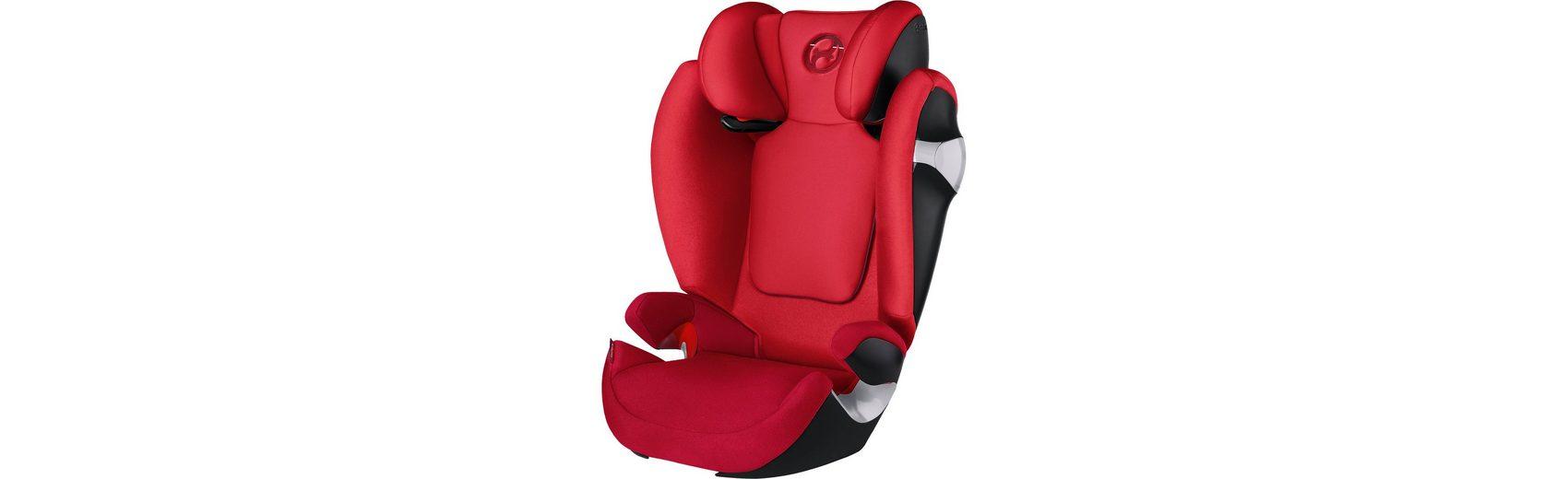 Cybex Auto-Kindersitz Solution M, Gold-Line, Infra Red-Red, 2017