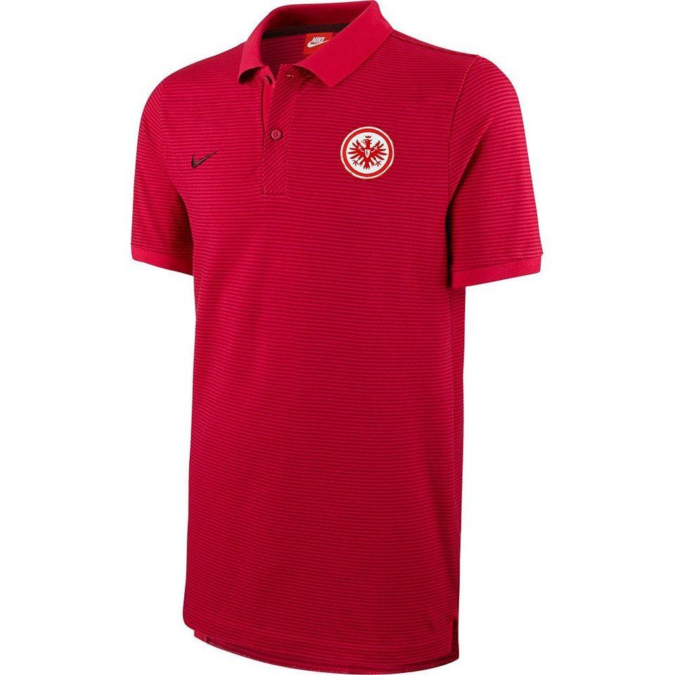 Nike Eintracht Frankfurt »Polo« in rot