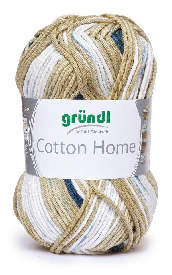 """Wolle """"Cotton Home"""" in Nebel"""